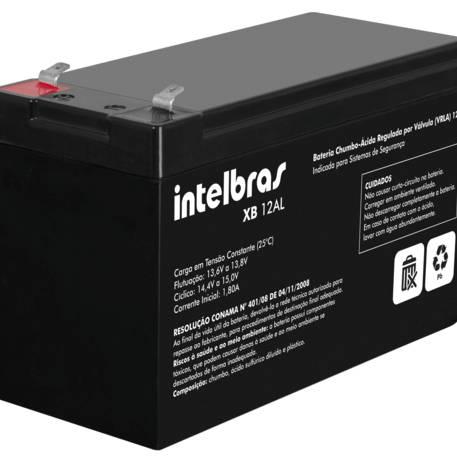Bateria 12v para alarme.