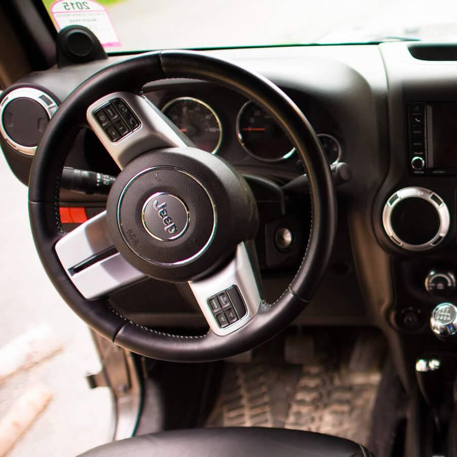Manutenção em Jeep
