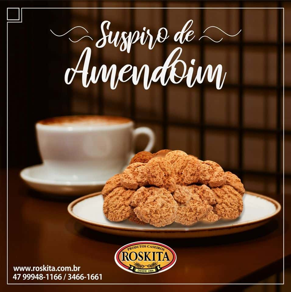 Biscoitos Roskita