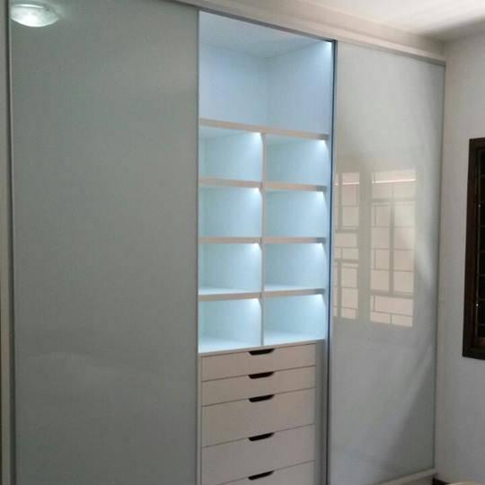 Guarda Roupas e Closets