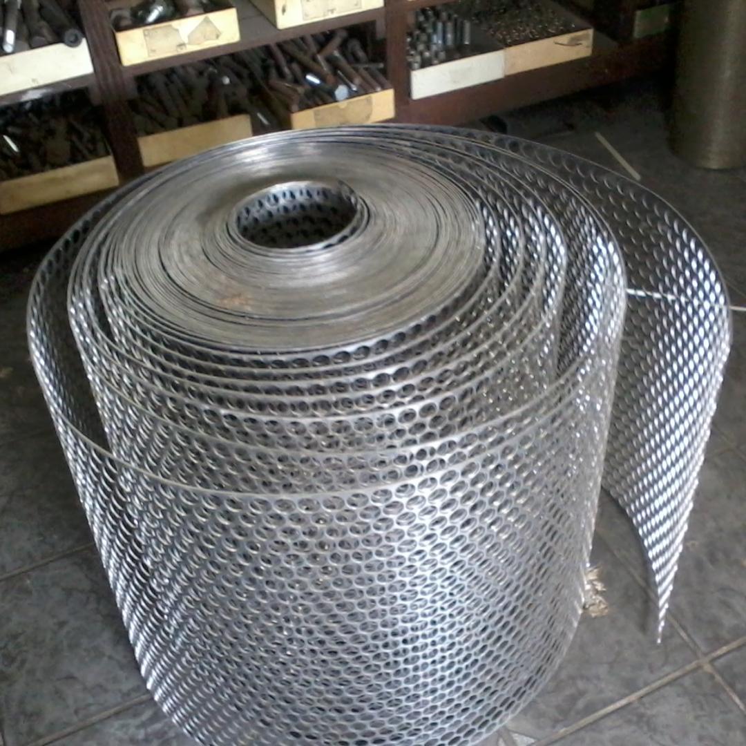 Tela Moeda de Aço Inox 430