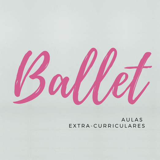 Aulas-Extracurriculares - Ballet