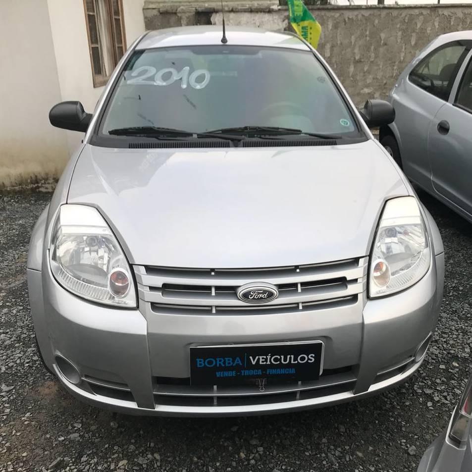 Ford Ka 1.0 Flex - 2010 (VENDIDO)