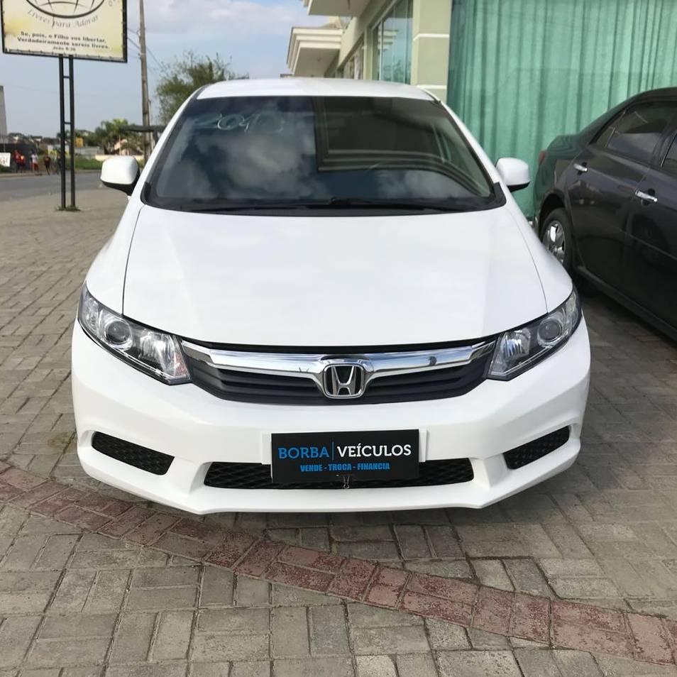 Honda Civic LXS 1.8 - 2016