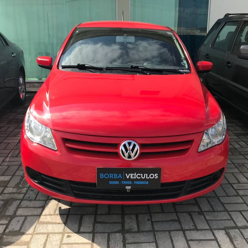 VW - Volkswagen Gol Trend 1.0 - 2010