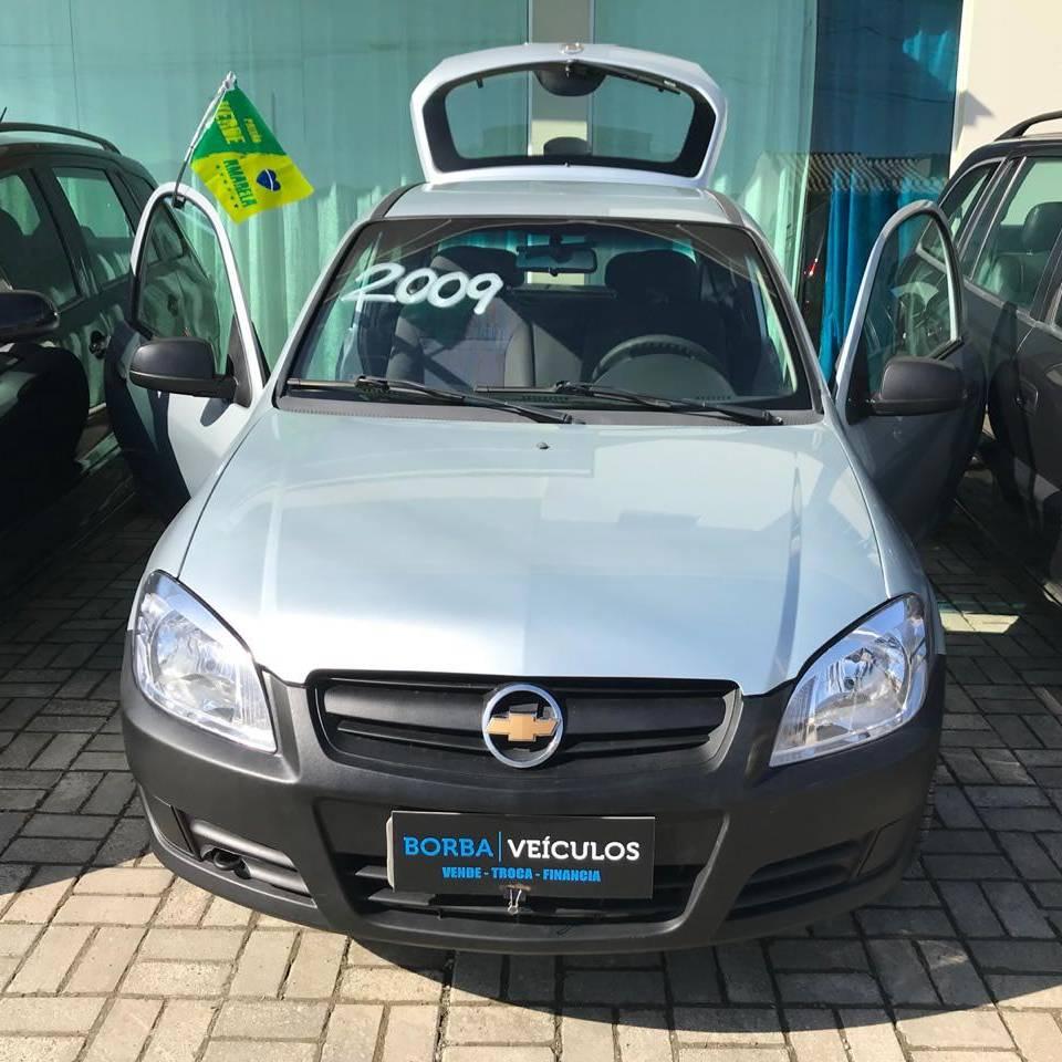 GM - Chevrolet Celta life 1.0 - 2009 (VENDIDO)