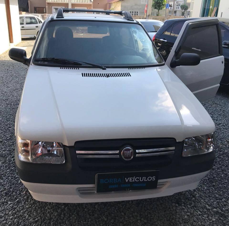 Fiat Uno Mile 1.0 Fire - 2013 (VENDIDO)