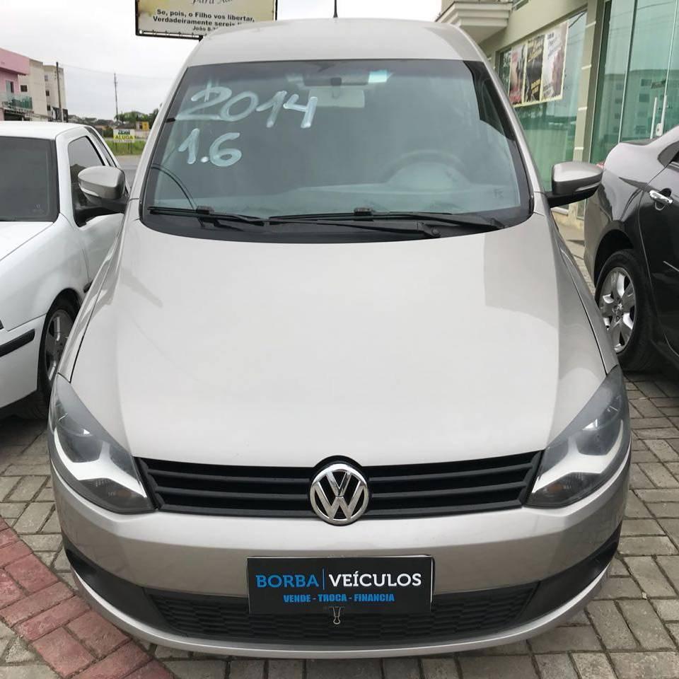 VW - Volkswagen Fox 1.6 - 2014