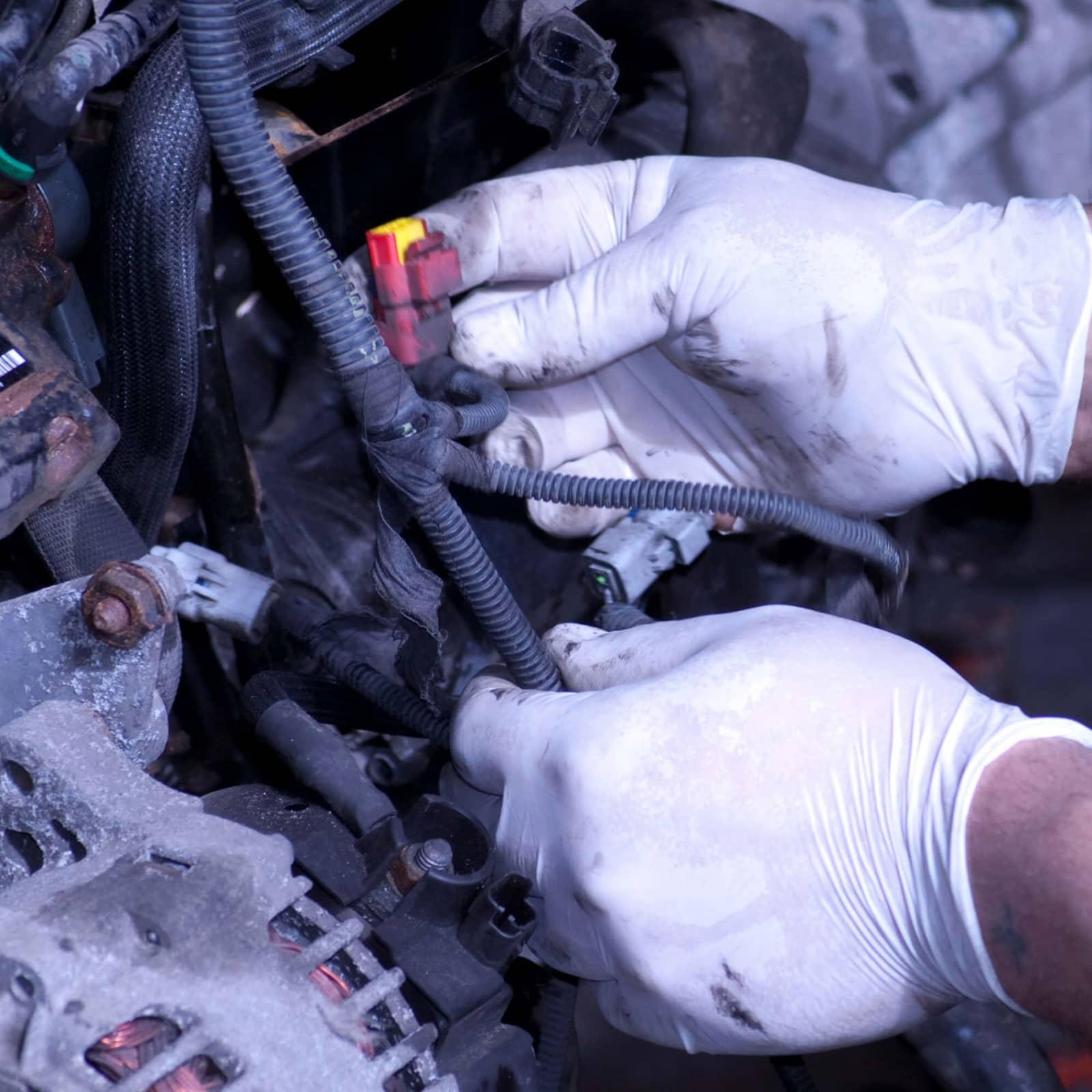 Manutenção Elétrica de Automóveis