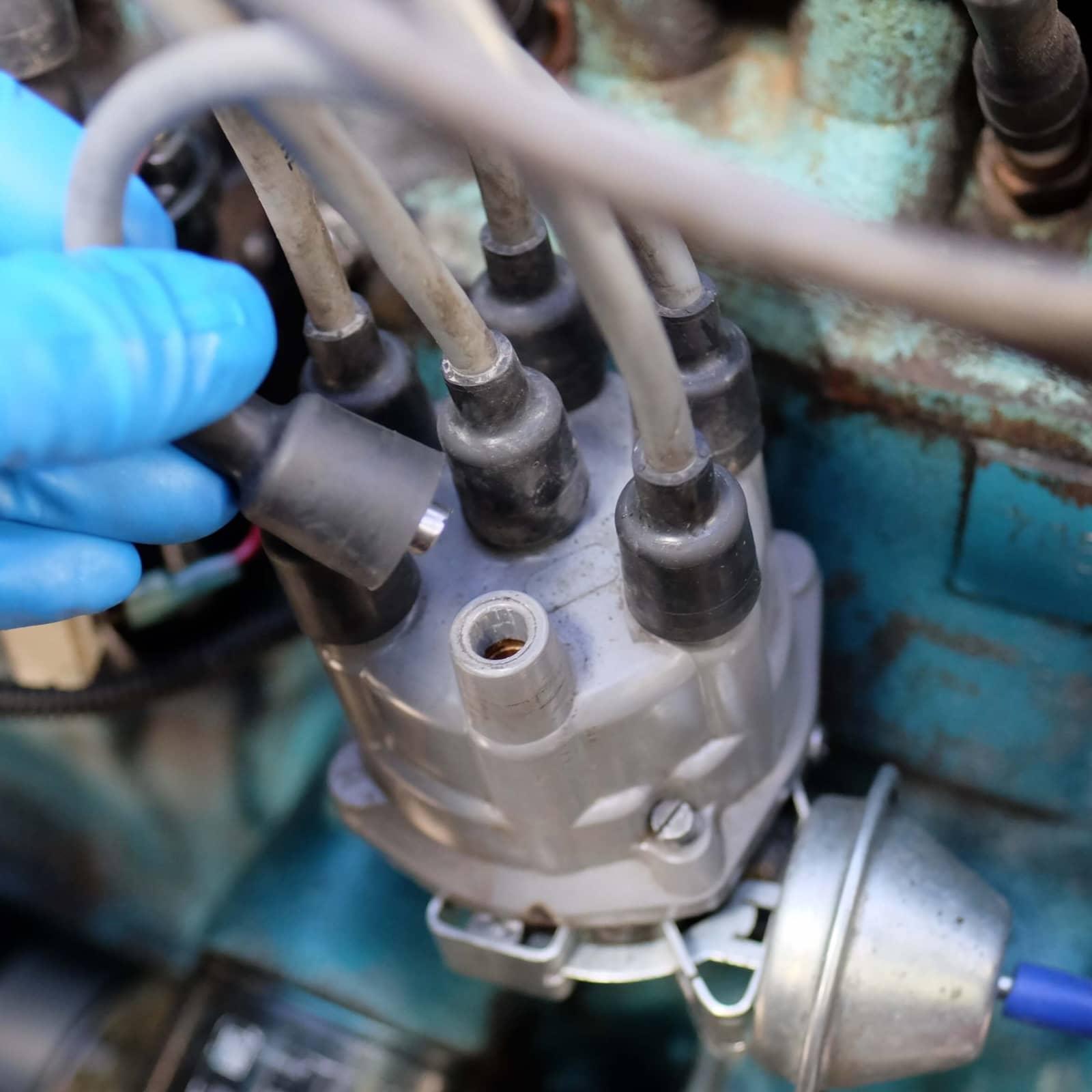Distribuidor - Motor de Arranque