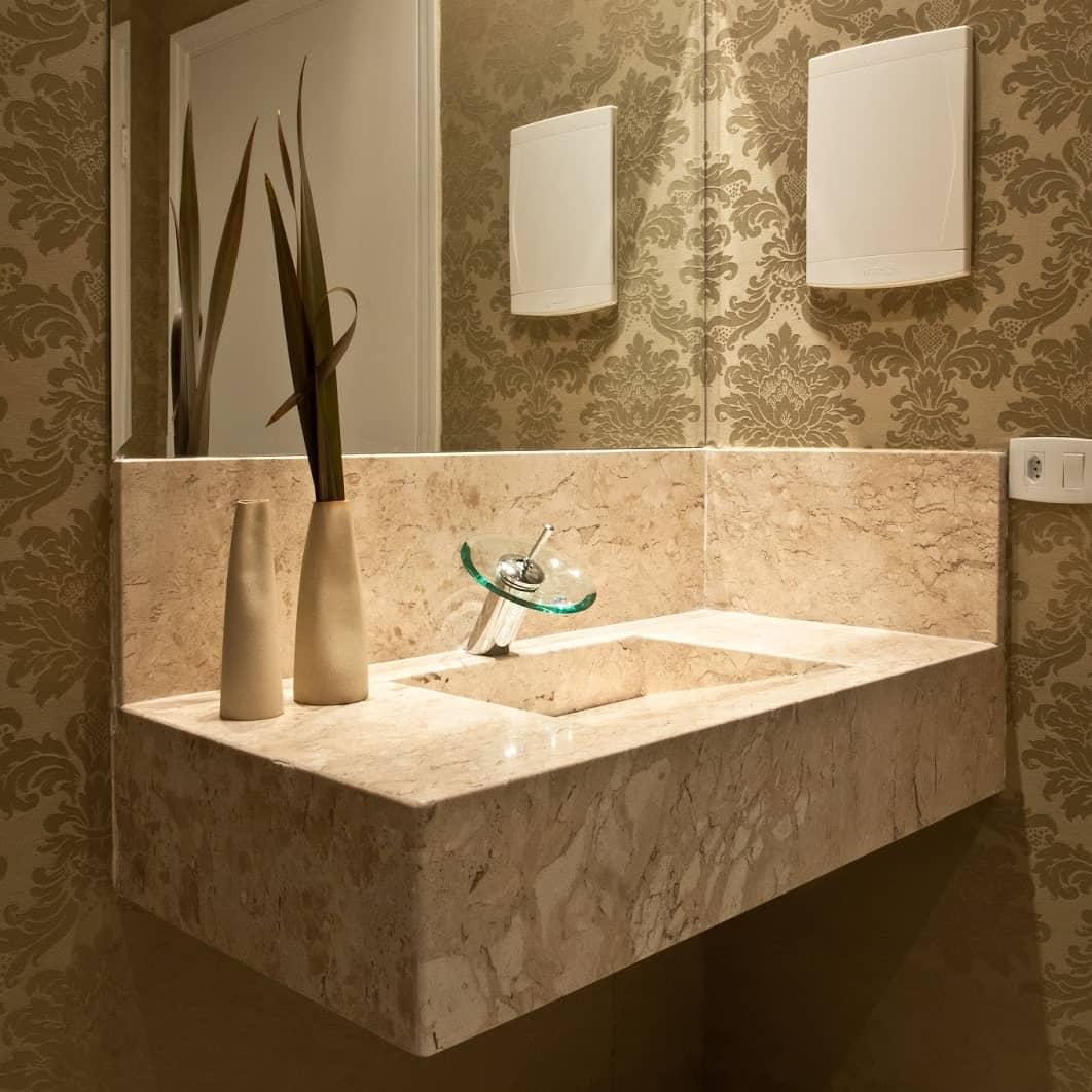 Banheiros | Lavatórios | Lavabos