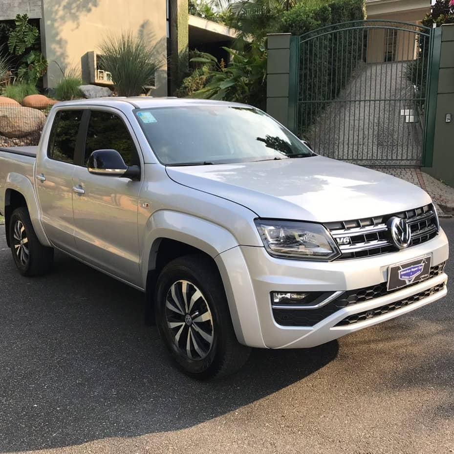 AMAROK HIGHLINE 2018 V6 TURBO
