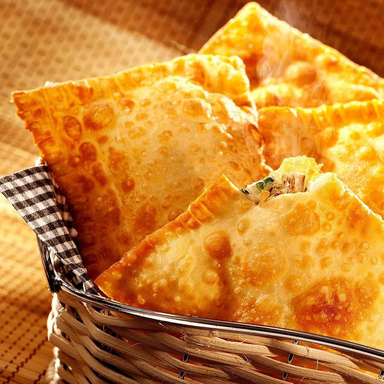 Pastel Frito na Hora