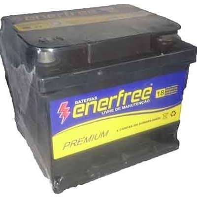 Bateria Enerfree 45 ah - 18 meses de garantia!!!