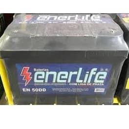 Bateria Enerlife 50 ah - 12 meses de garantia!!