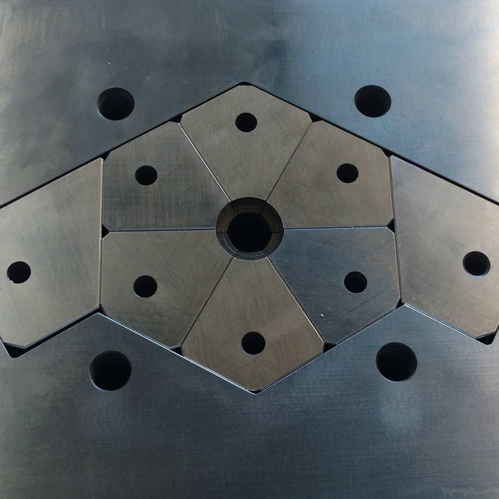 Fabricação de peças