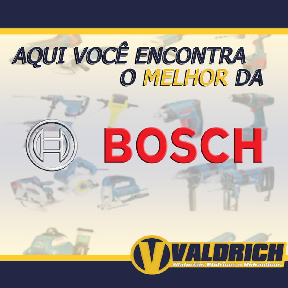 O Melhos da Bosch está aqui!