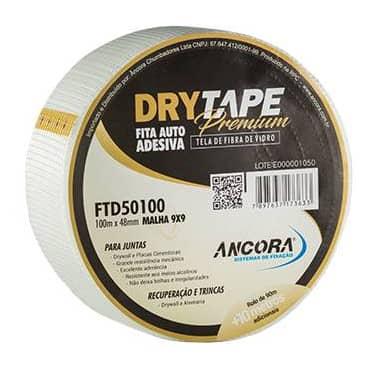 Dry Tape Fita Auto Adesiva