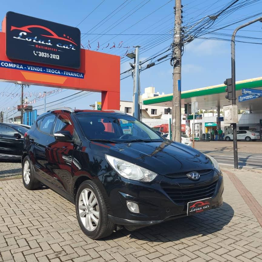 IX35 2.0 16V 170 CV 2WD/4WD AUT. 2012