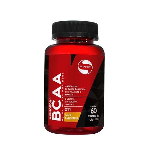 Aminofor BCAA 60 CAPS